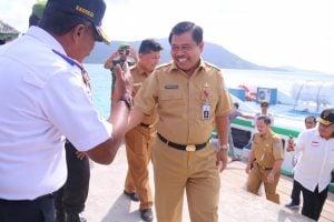 Kepulauan Anambas Menarik Perhatian Pemerintah Pusat