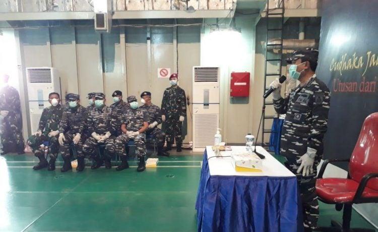 KASAL Apresiasi Tugas Kemanusiaan KRI dr. Soeharso-990