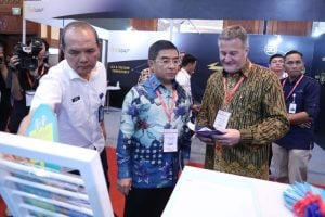Konferensi & Pameran Homeland Security di Jakarta, Konter BNN Memikat Masyarakat