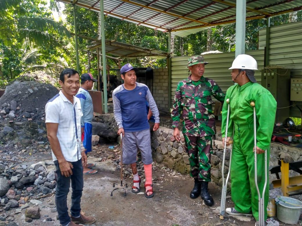 Disabilitas Korban Erupsi Merapi, Tak Kuatir Corona Justru Teriak Soal PLN