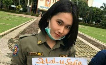 Satpol PP Seluruh Indonesia Menjadi Garda Depan Cegah Corona, Tapi Perlengkapan Minim