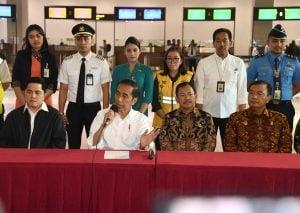 Kemarin Jumat Keramat, Suhu Tubuh Presiden Jokowi: 36,8
