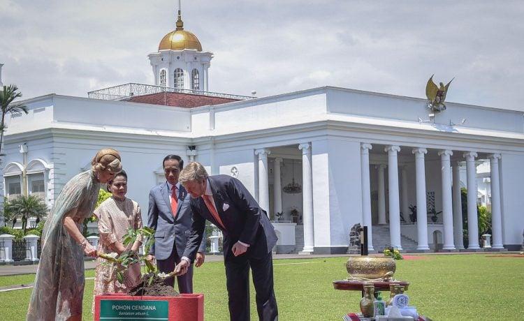 Raja Belanda Minta Maaf ke Indonesia Ramainya di Belanda, Giliran Keris Yang Ramai di Indonesia