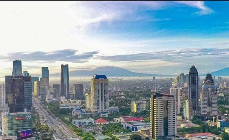 Gara-Gara PSBB, Udara Jakarta Membaik Signifikan