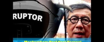 Ind Police Watch (IPW) Mengecam Keras, Pembebasan Para Napi Koruptor