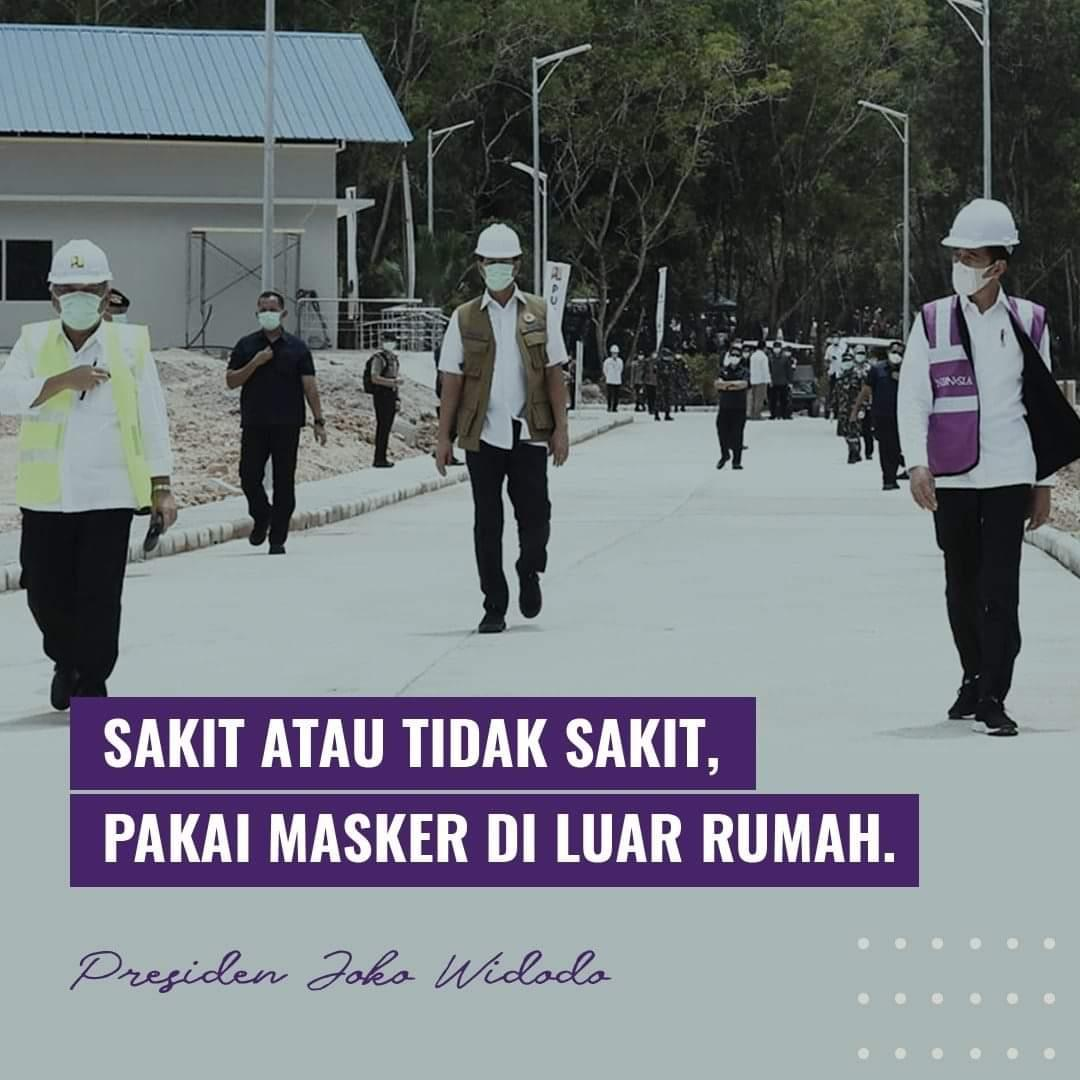 Tidak Benar, BNPB Terima 1 Juta Masker dari Shopee