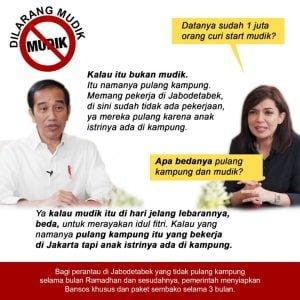 Kasandra Putranto: Saya Sepakat Dengan Konteks Yang Dibuat Pak Jokowi