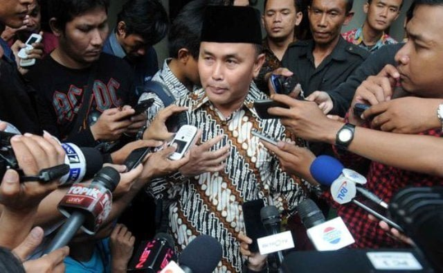 Gubernur Kalimantan Tengah, Sugianto Sabran Sumbangkan Gajinya Lima Tahun