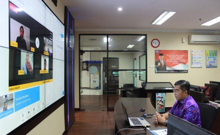 Pesantren Kilat Digital Hadirkan Deputi Pencegahan BNN