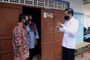 Presiden Jokowi: Belum Ada Kebijakan Pelonggaran PSBB