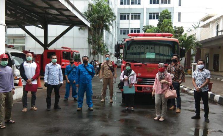 Kemendagri Kembali Serahkan Hibah Luar Negeri Mobil Pemadam Kebakaran