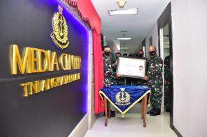 Revitalisasi Media Center TNI Angkatan Laut