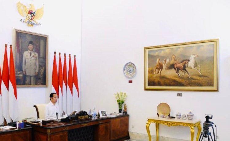 Presiden Jokowi: Saya Ingin Ini Dilihat Masalahnya Ada Di Mana