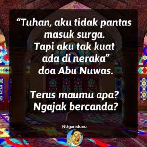 Kisah Abunawas dan Nasrudin