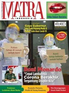 """""""Bangkitlah Indonesia Sekarang Juga, Jangan Tunggu Vaksin""""."""