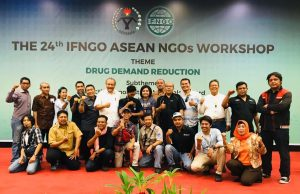 Pernyataan & Seruan Organisasi Bersama Mengenai Gugus Tugas Pengendalian Narkoba