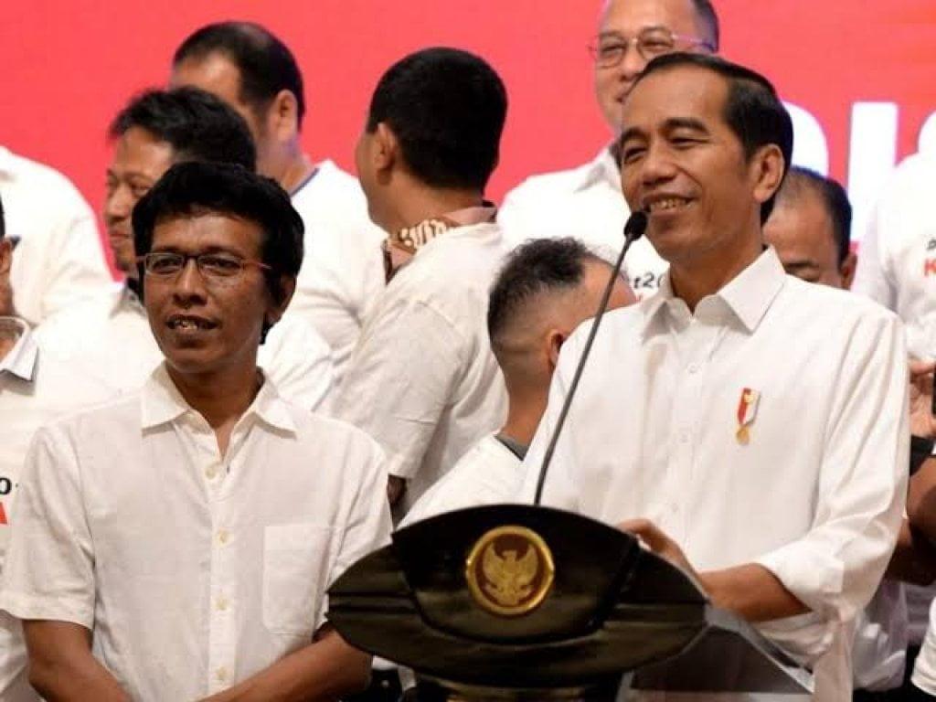 """Bocoran"" Pembicaraan Adian Napitupulu Bersama Jokowi, Soal Garuda dan BUMN"