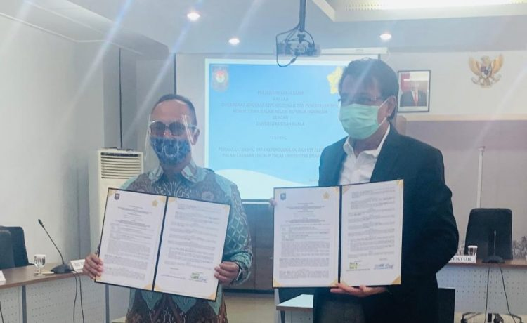Gandeng Dukcapil, Unsyiah Jadi yang Pertama di Sumatera Alihkan NIM ke NIK