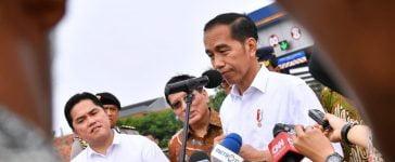 BUMN Go Global Ide Jokowi Lama, Sempat Maju Mundur
