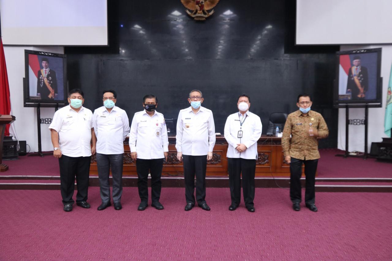 BNPP dan Pemprov Kalbar Bahas Produk Unggulan Perbatasan RI-Malaysia