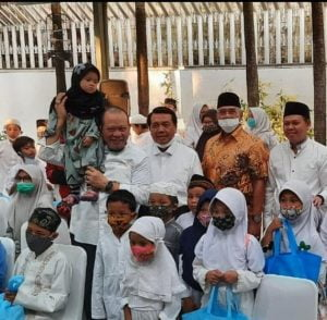 Ketua MA Mengaku Tak Ngeh Berfoto Dengan Pengacara Joko Tjandra