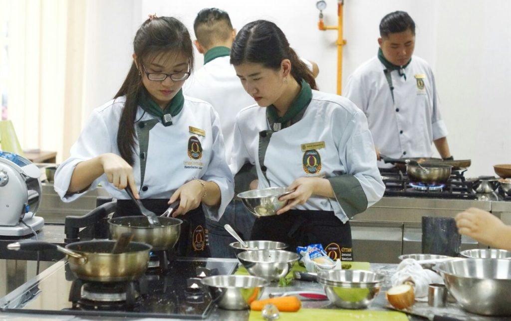 Ottimmo International Mastergourmet Academy: Siapkan Koki dan Pengusaha Kuliner Hebat