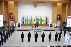Kapuspen Mendagri Dilantik Menjadi Dirjen Politik dan Pemerintahan Umum