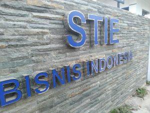 STIEBI, Sekolah Tinggi Bisnis Bertaraf Nasional dan Internasional