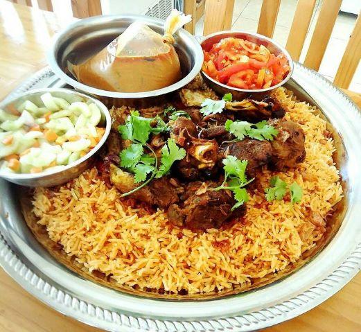 Ar Rayyan, Arabian Food Paling Digemari Masyarakat