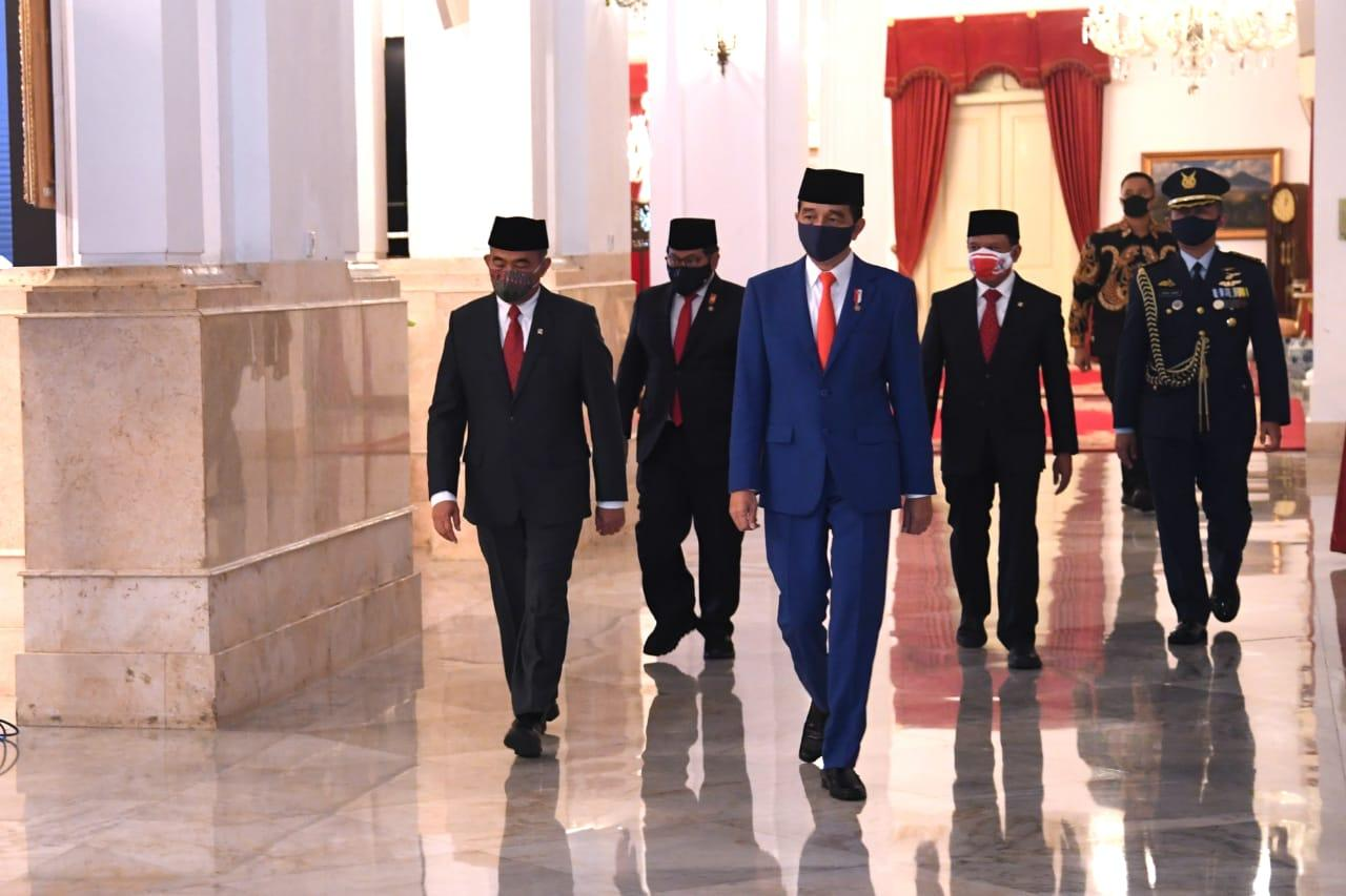 Profil Kandidat Yang Akan Bertugas Pada Upacara 17 Agustus di Istana