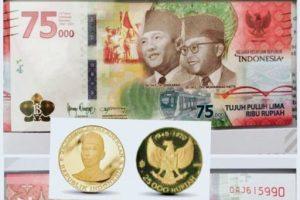 Uang 75 Tahun RI Hanya Untuk Satu Orang Satu KTP