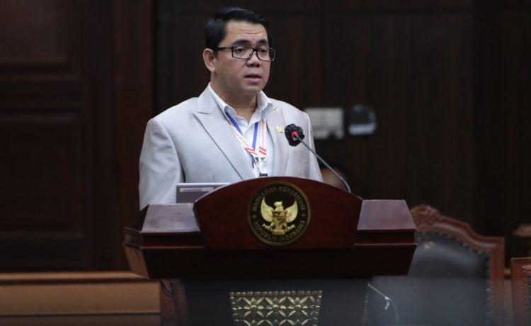 Jaksa Agung ST Baharuddin Kena Teror Berita