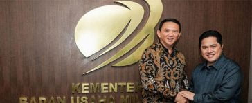 Superholding BUMN Indonesia Incorporations