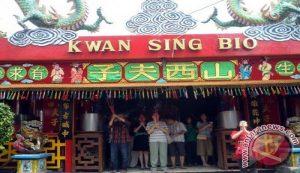 Klenteng Kwan Sing Bio Diusik, Ditjen Binmas Buddha Digugat