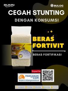 BULOG DKI & Banten Jalin Kerjasama Beras Fortivit Dengan Pemprov Banten
