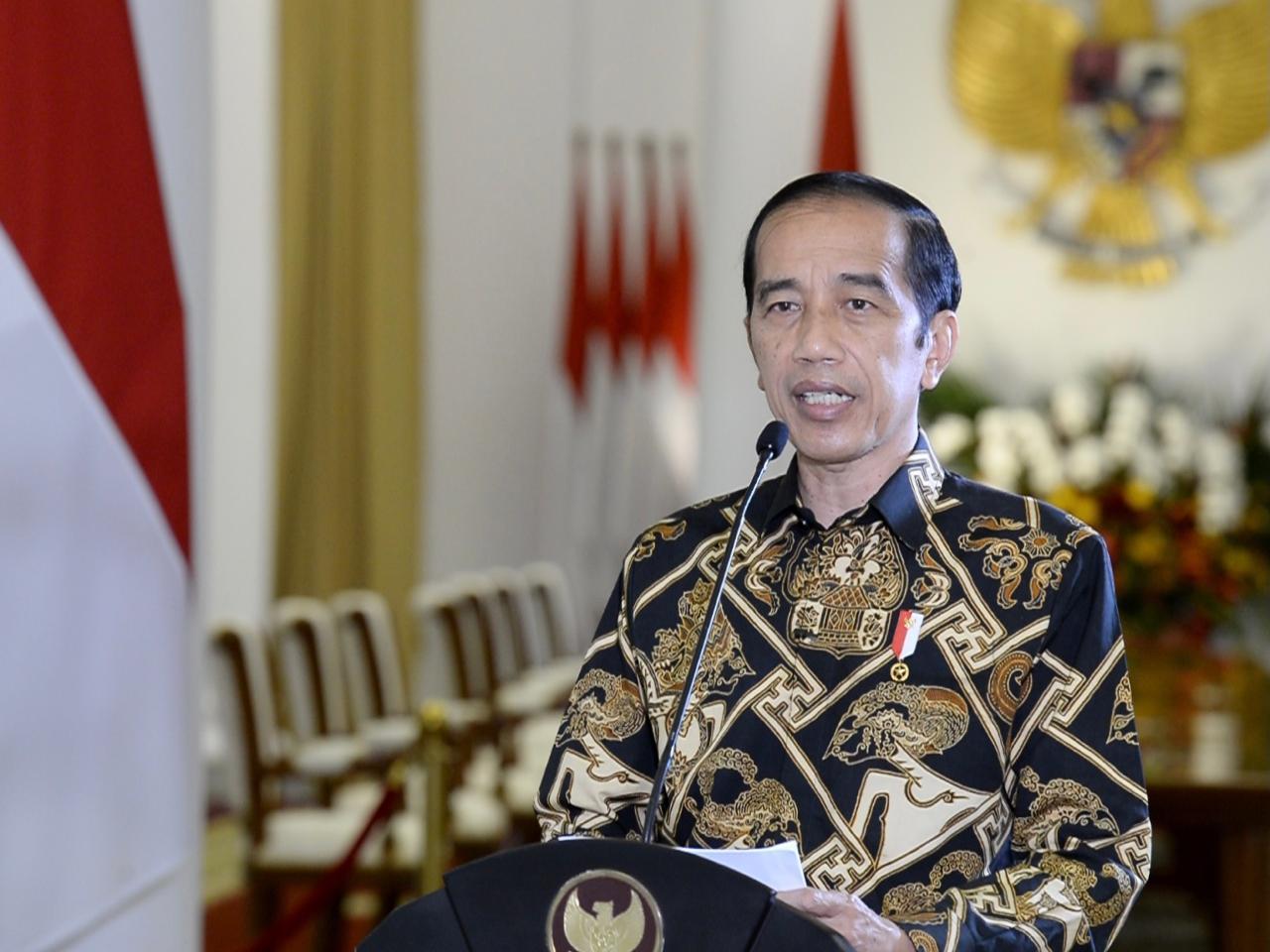 Jokowi Yakini Perekonomian Indonesia Akan Pulih
