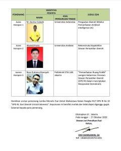 Pengukuhan Guru Besar IPDN dan Penutupan Latsar