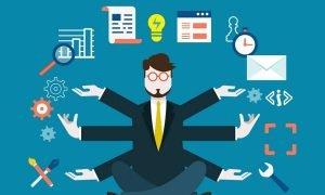 Multi-Tasking Mendongkrak Produktivitas