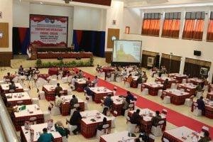 Sosialiasi UU Ciptaker di Kampus IPDN Mendapat Respons Positif