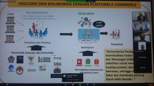 Wamendag: Di Masa Pandemi RI Jajaki Peluang Eksport Produk Digital