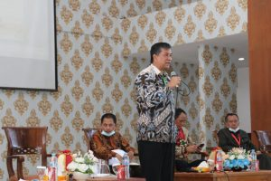 IPDN Kemendagri Gelar Sosialisasi UU Cipta Kerja di 6 Kampus