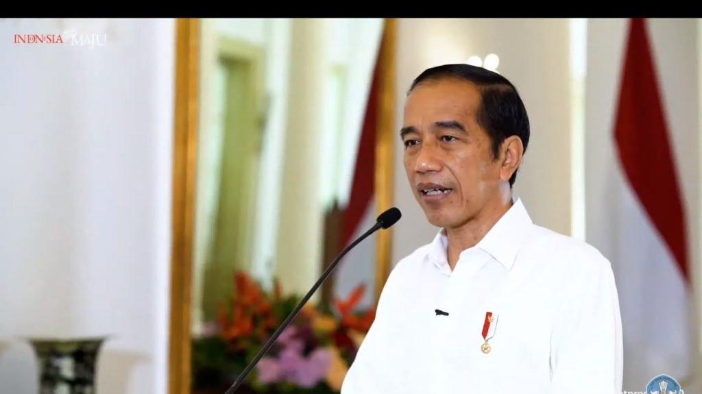 Jokowi: Pandemi Ini Harus Perbaiki Ekosistem Pendidikan Nasional