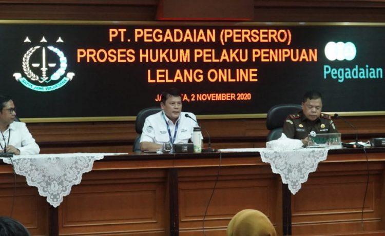 Penipuan EmasPegadaian Bisa Dibeli Online