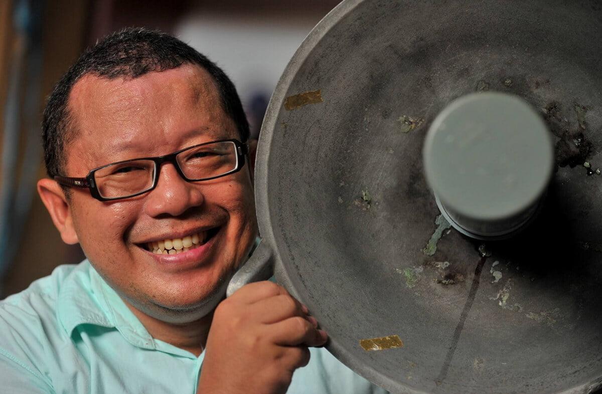 Onno Purbo Raih Anugerah Tertinggi Dunia Bidang Internet