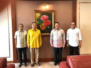 Benarkah Tommy Soeharto Siap Masuk Gelanggang?