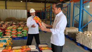 BULOG Berhasil Tuntaskan Program Bantuan Pemerintah Sesuai GCG