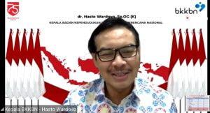 Hasto Wardoyo: BKKBN Siap Kerjasama Dengan Koalisi Relawan (Kawan) Vaksin