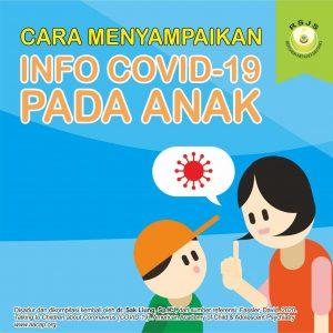 Infeksi SARS-CoV-2 Pada Anak