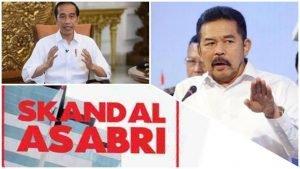 Jokowi Ingin Kasus ASABRI Diurus Kejagung Tuntas