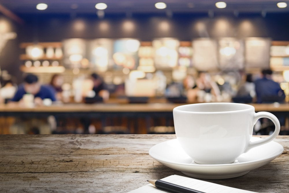 Usaha Coffee Shop Rontok Di Masa Pandemi?